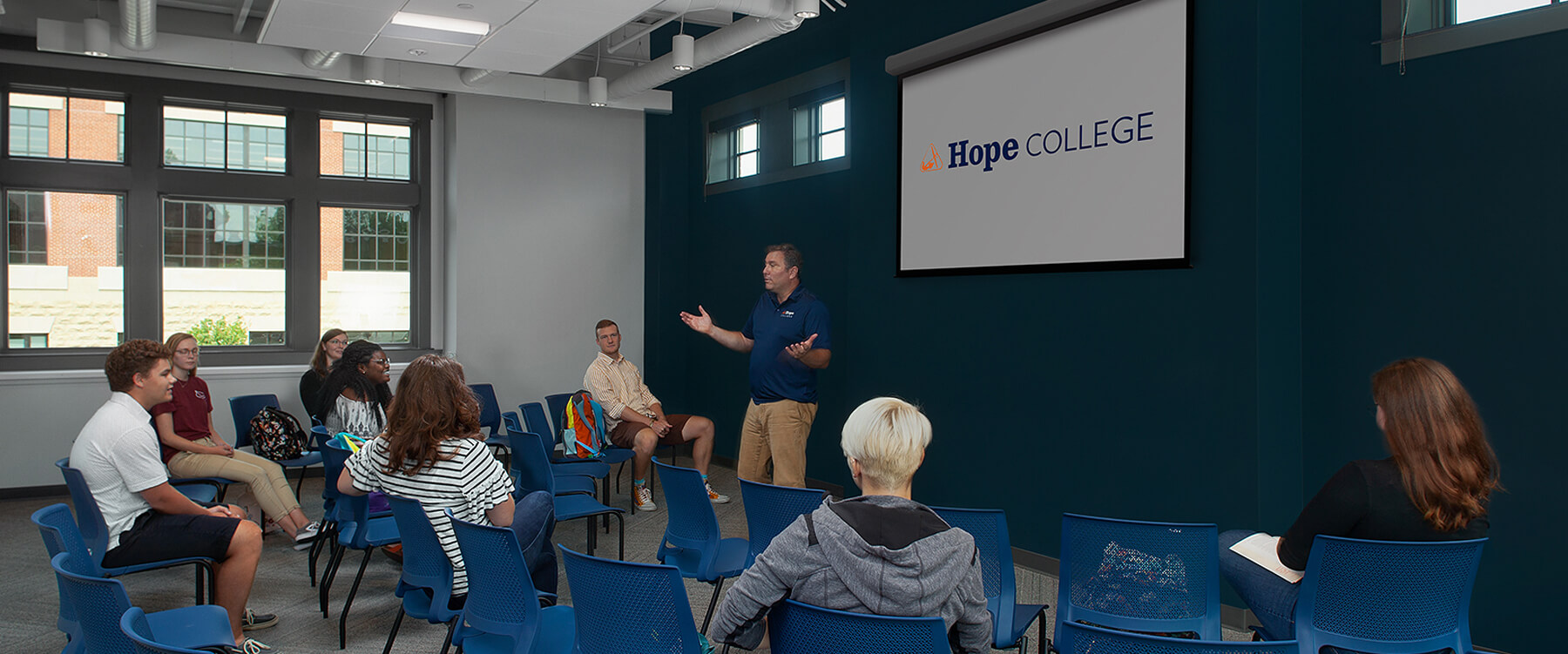 Hope College Ministries Center